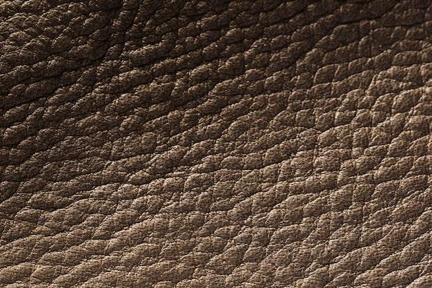 Extrem nahaufnahme leder textur hintergrundoberfläche Kostenlose Fotos