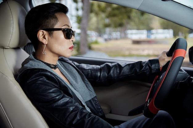 Fahrende dame Kostenlose Fotos