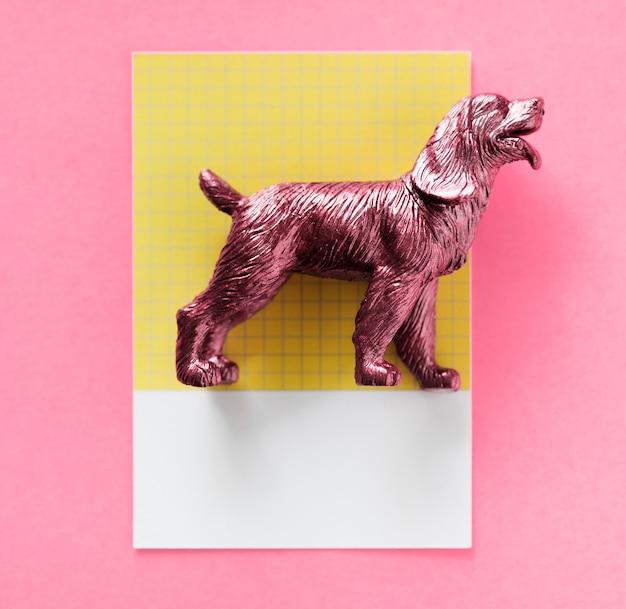 Farbe miniatur hund abbildung modell Kostenlose Fotos