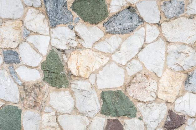 Farbe verzierte steinbodenbeschaffenheit Premium Fotos