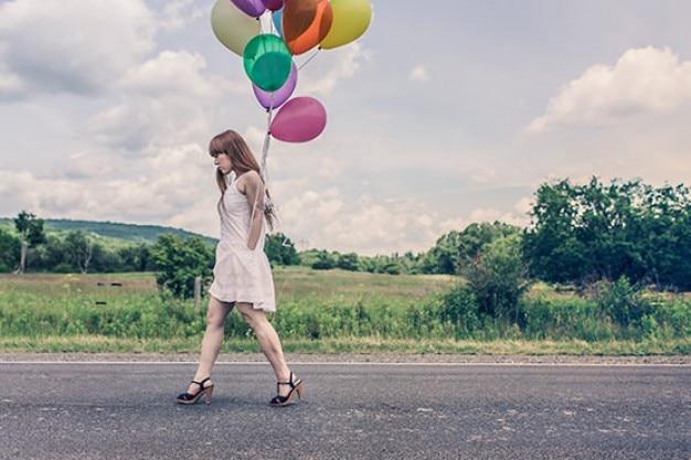 Farbige ballone Kostenlose Fotos