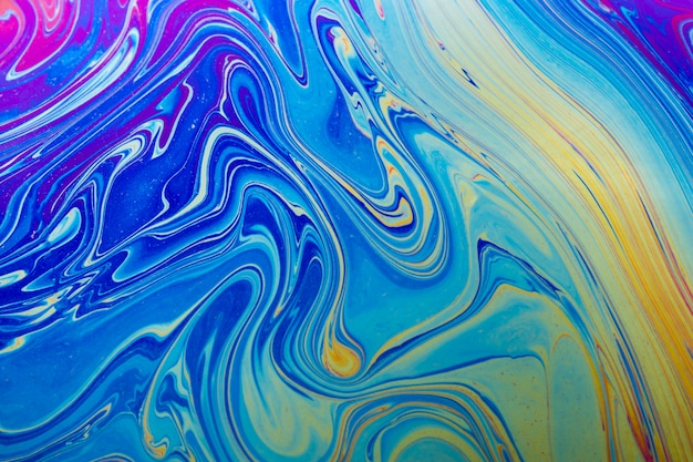 Farbverlauf schillernden transluzenten psychedelischen hintergrund Premium Fotos