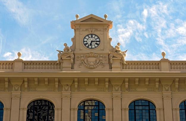 Fassade des altbaus palacio dos correios, sao paulo Premium Fotos