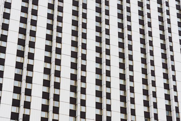 Fassade eines modernen wolkenkratzers Premium Fotos