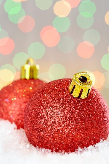 Feier dekoration weihnachten winter natale Premium Fotos