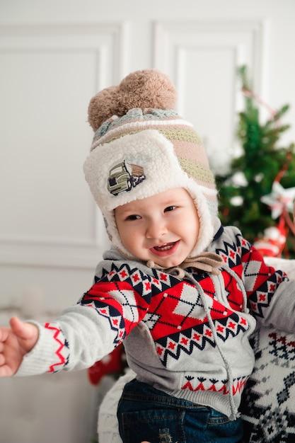 Feier, familie, feiertage und geburtstagskonzept - frohes neues jahr familie Premium Fotos