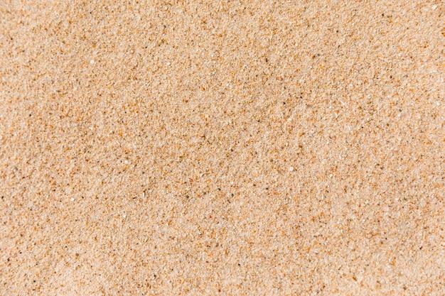Feiner sand am strand Premium Fotos