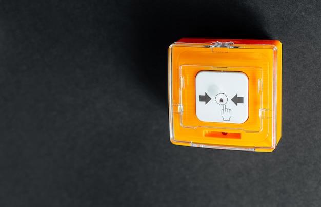 Feueralarmsystem Premium Fotos
