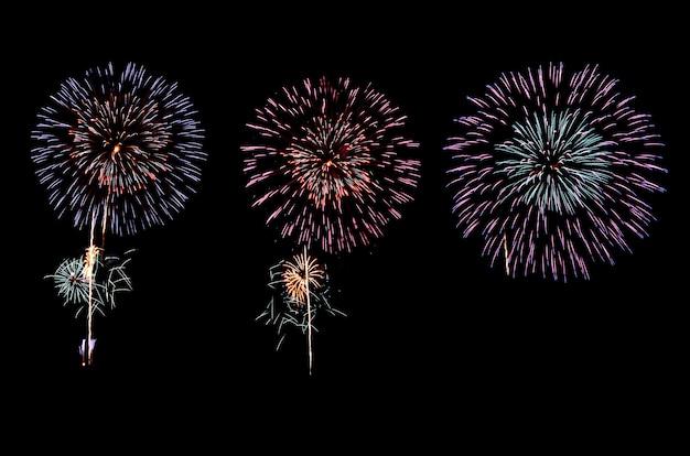 Feuerwerk Premium Fotos