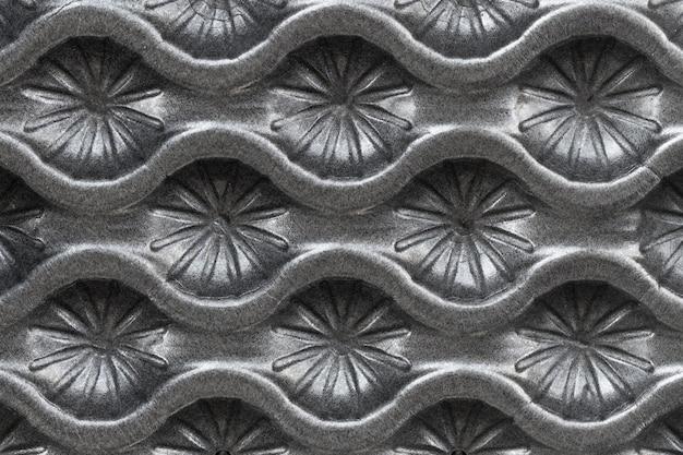 Flache abstrakte graue oberfläche Premium Fotos