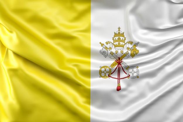 Flagge der vatikanstadt Kostenlose Fotos