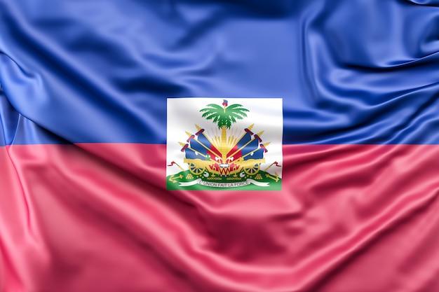 Flagge von haiti Kostenlose Fotos