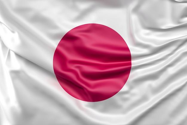 Flagge von japan Kostenlose Fotos