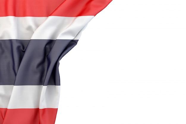 Flagge von thailand Premium Fotos