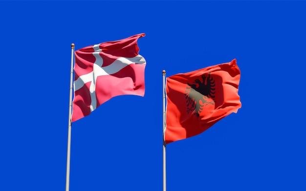 Albanien Dänemark