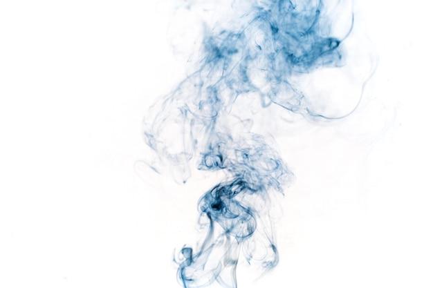 Flaumiger blauer rauch Kostenlose Fotos