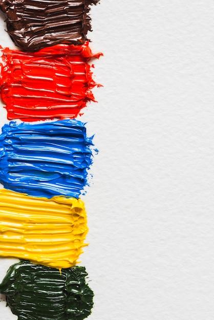 Flecken aus dicken farben Kostenlose Fotos