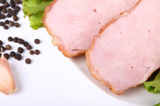 Fleischprodukte Premium Fotos