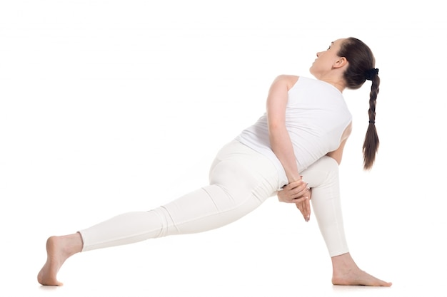 Flexible Frauen