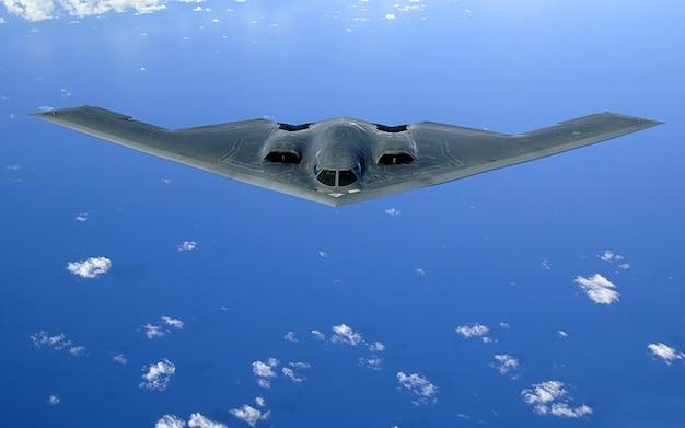 Flügel delta stealth-flugzeuge bomber Kostenlose Fotos