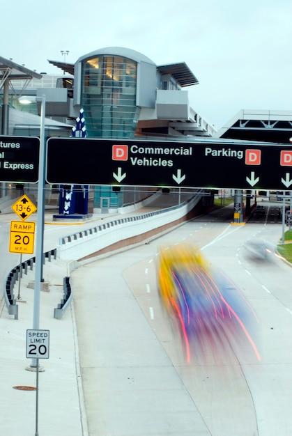 Flughafenterminal Premium Fotos