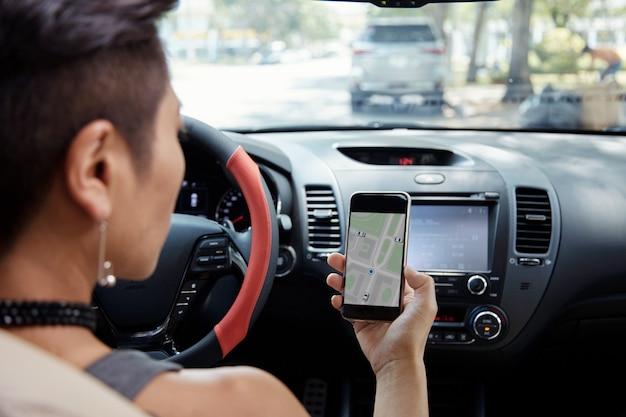 Folgende navigations-app Kostenlose Fotos
