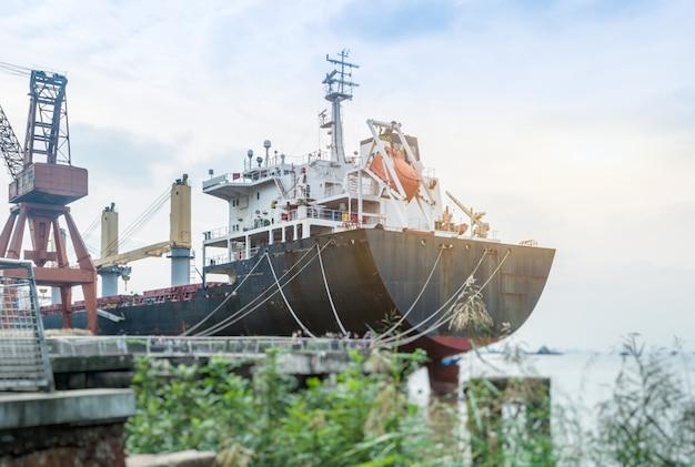 Frachtcontainerschiff Kostenlose Fotos