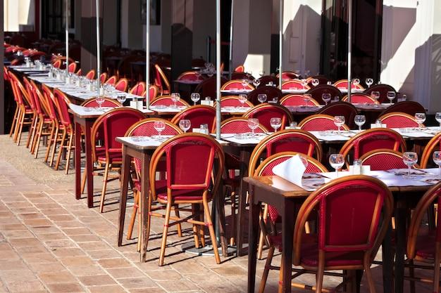 Französisches restaurant südfrankreich Kostenlose Fotos