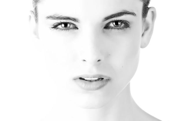 Frau model posiert Kostenlose Fotos