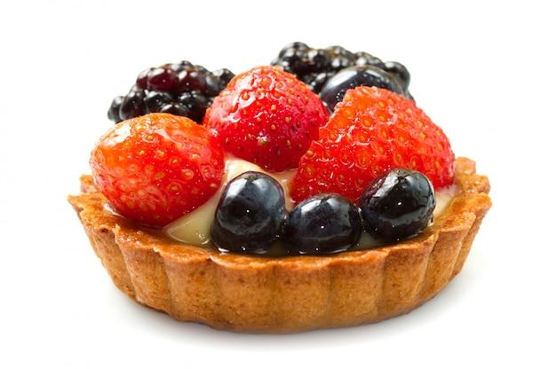 Fresh fruit tart Premium Fotos