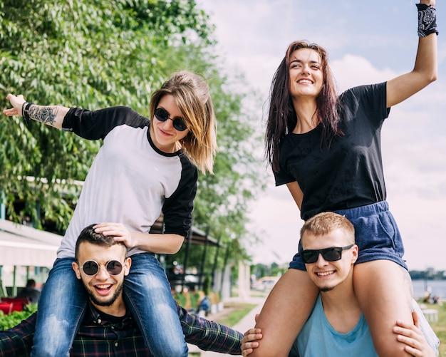 Spaß Mit Freunden