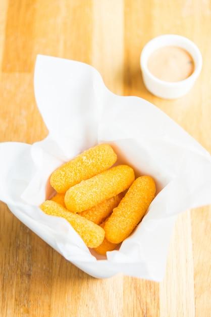 Fried cheese stick Kostenlose Fotos