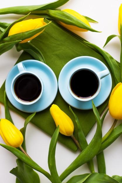 Frisch gebrühter kaffee Premium Fotos