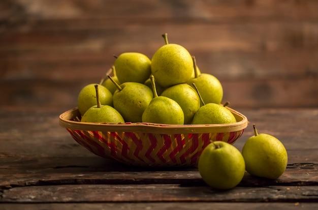 Frische guavenfrucht Premium Fotos