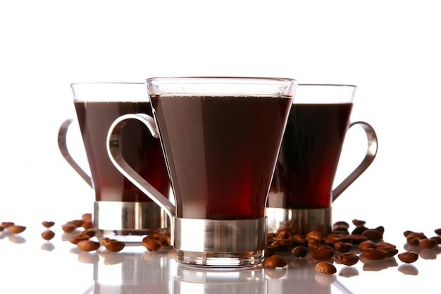 Frische kaffeetasse Kostenlose Fotos
