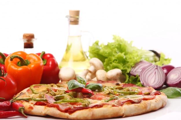 Frische und leckere pizza Kostenlose Fotos