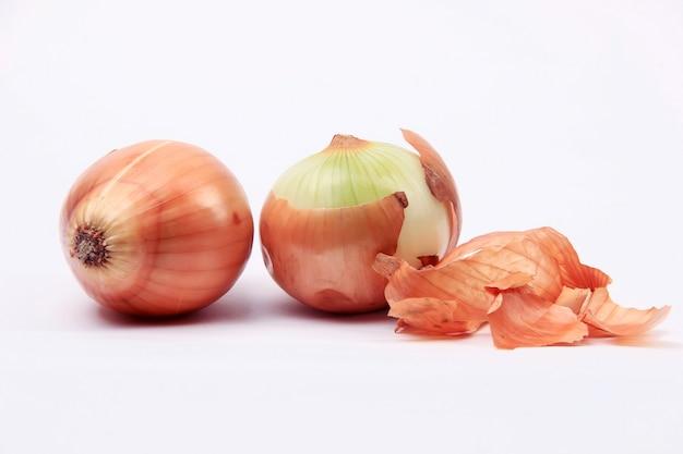 Frische zwiebel kochfertiges gemüse Premium Fotos