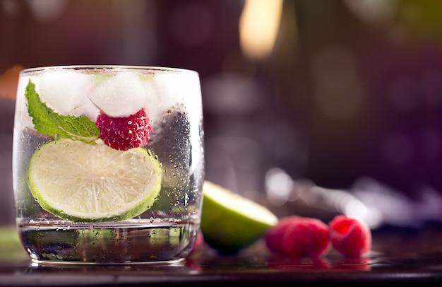 Frischer cocktail Premium Fotos