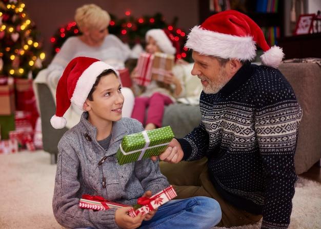 Frohe weihnachten für dich, mein sohn Kostenlose Fotos