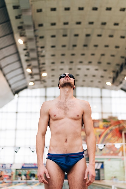 Froschperspektive am schwimmbad Kostenlose Fotos