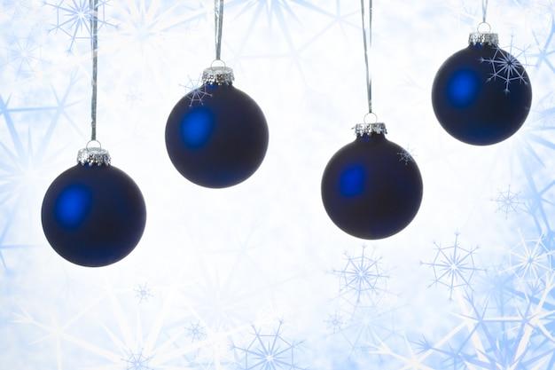Frostig newyear feier farbe dekorativ Premium Fotos