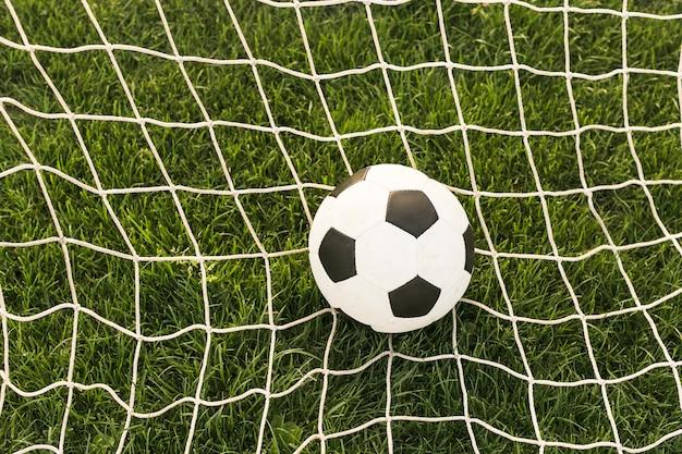 Fußball im netz Kostenlose Fotos
