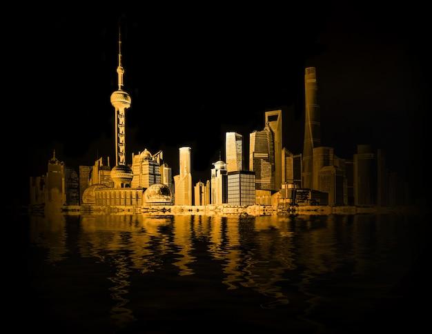 Gebäude china modernen wassertourismus Kostenlose Fotos