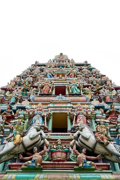 Gebäude mit vielen skulpturen an der fassade Kostenlose Fotos