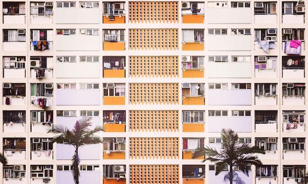 Gebäude wohnanlage multi storey compact Kostenlose Fotos