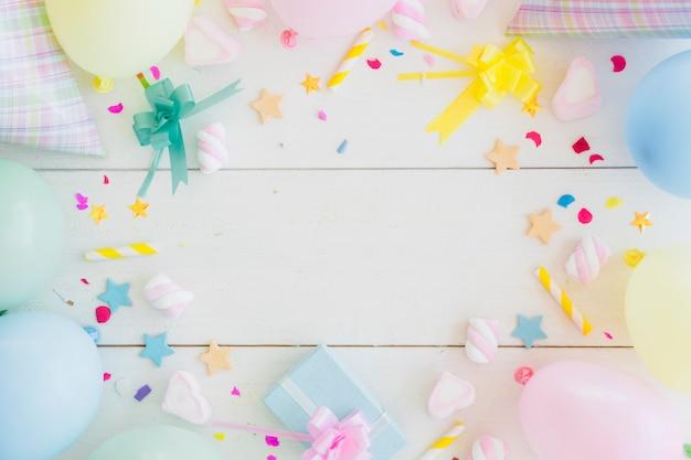 Geburtstagsdekoration Kostenlose Fotos