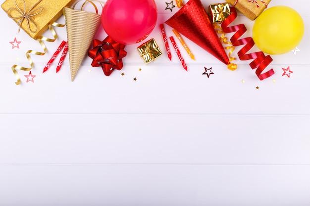 Geburtstagsfeier hintergrund Premium Fotos
