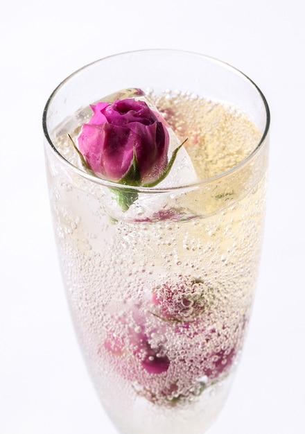 Gefrorene rose Kostenlose Fotos