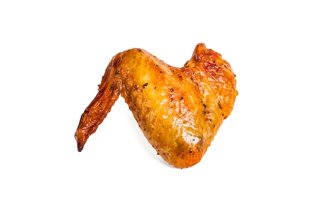 Gegrillte hühnerflügel Kostenlose Fotos