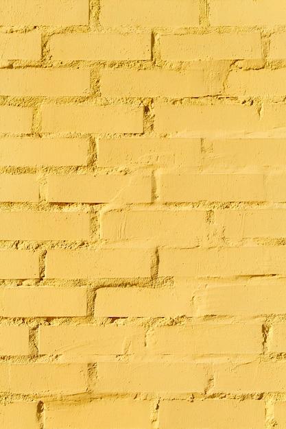 Gelbe mauer Premium Fotos